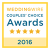 2016 WeddingWire Couples' Choice Awards