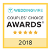 2018 WeddingWire Couples' Choice Awards